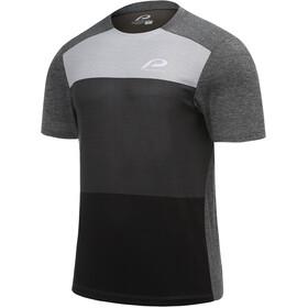 Protective P-Shade Fahrrad Shirt Herren grau